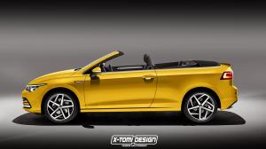 2019 Volkswagen Golf Cabriolet by X-Tomi Design